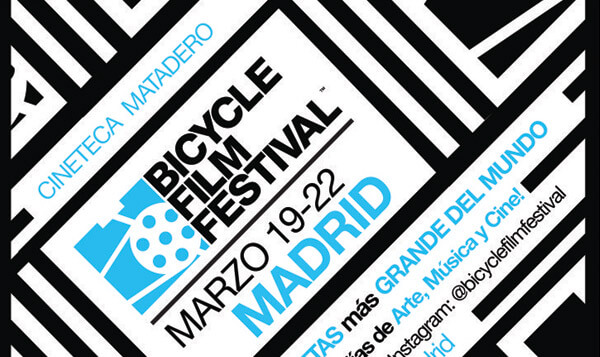 Bicycle Film Festival Madrid 2015