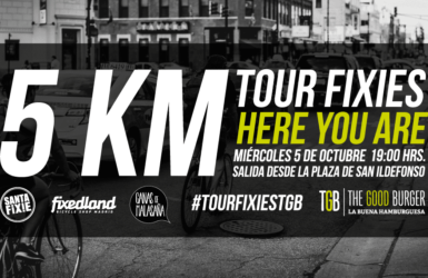 Tour Fixies Madrid
