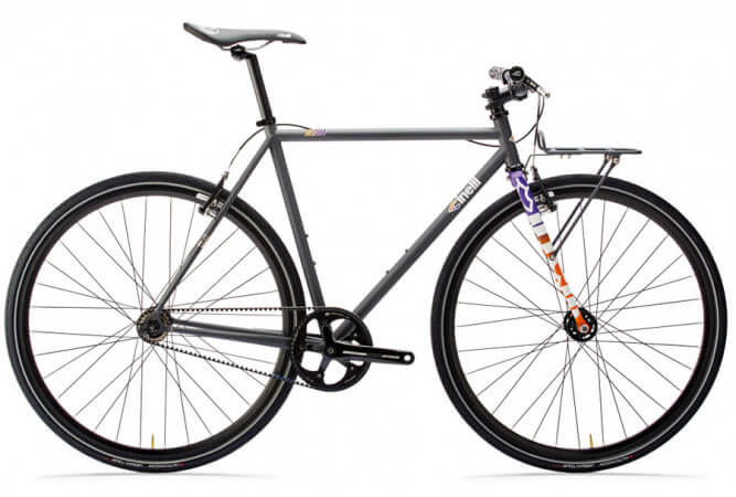 Cinelli Tutto Frame – Not Gray