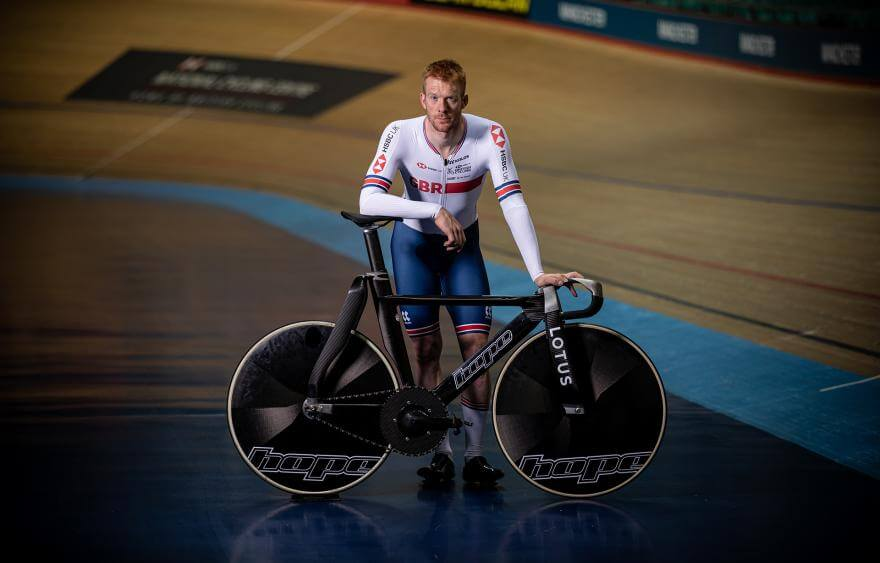 bicycle lotus british cycling tokyo 2020