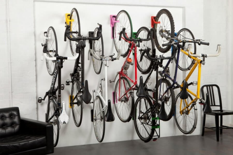 hang bicycle for little space