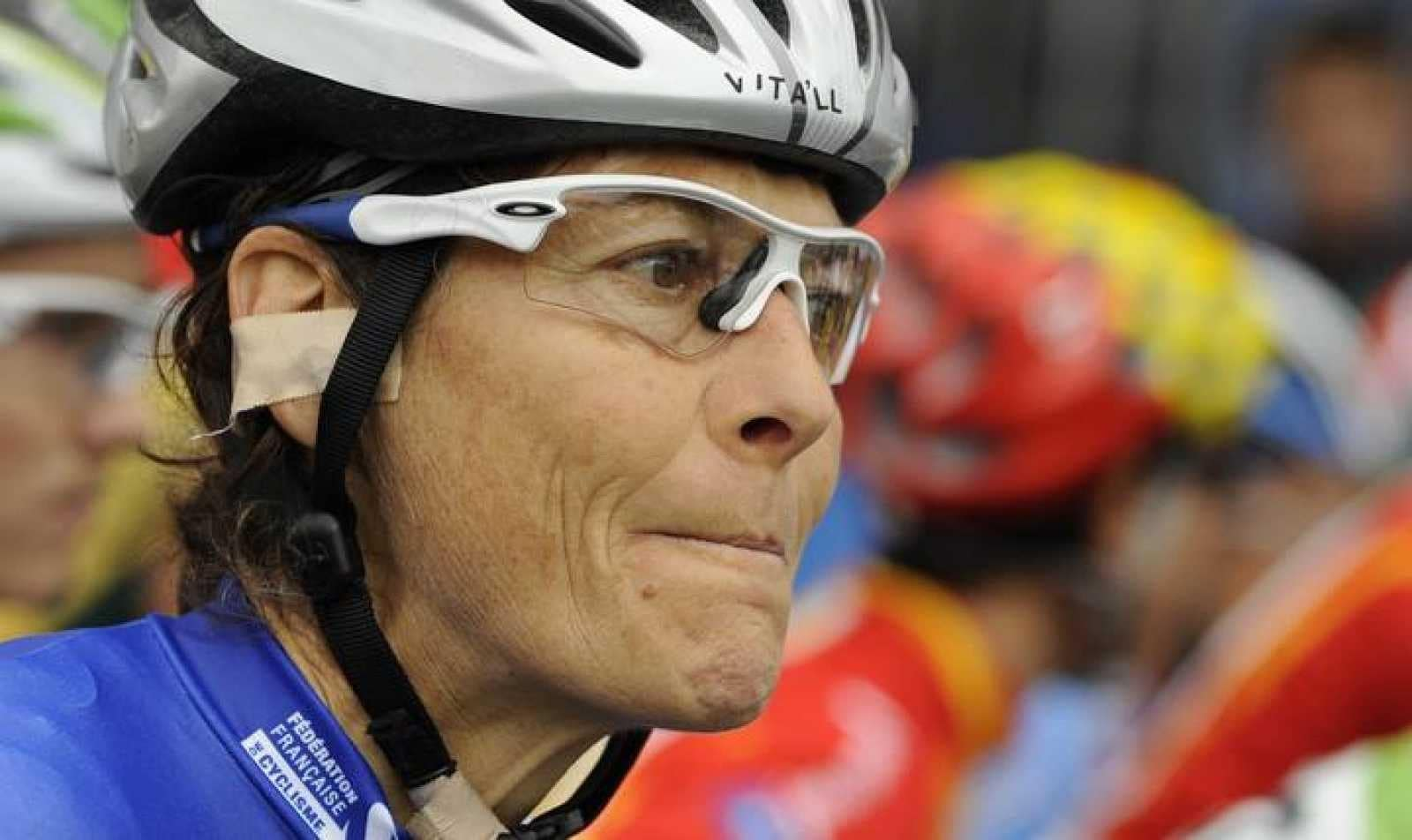 Jeannie Longo women cyclist
