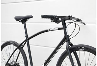 FabricBike Commuter Bicycle - Black
