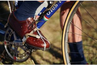 Proou Lombardia Touring Cyclist Shoes - Brown