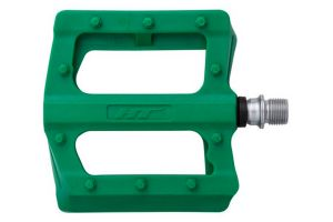 HT PA12 Pedals - Green