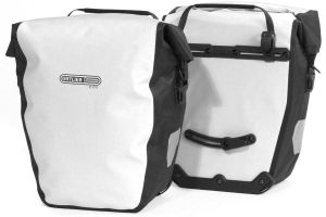 Ortlieb Back Roller City QL1 Pannier Bag - White