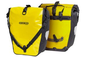 Ortlieb Back Roller Classic QL2.1 Pannier Bag - Yellow