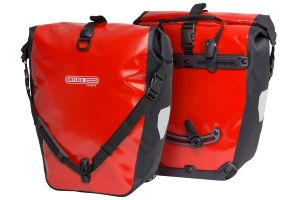 Ortlieb Back Roller Classic QL2.1 Pannier Bag - Red
