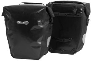 Ortlieb Back Roller City QL1 Pannier Bag - Black