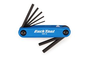 Hex Wrench Set Park Tool AWS-10