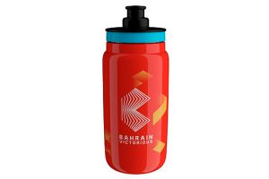 Elite Fly Team Bahrain Victorious 2021 550ml Bicycle Bottle