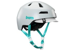 Bern Brentwood 2.0 Helmet - Satin Cool Grey