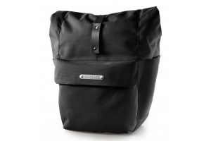 Brooks Suffolk Rear Pannier - Black
