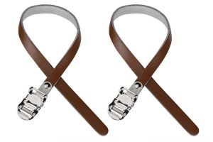 VP Straps - Leather Brown