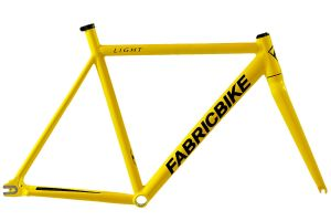 FabricBike Light Yellow Frameset