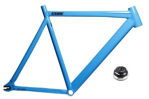 Leader Cure Frame - Blue Caddy