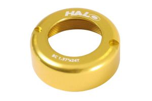 Halo Thread Cover for fixed hubs - Gold