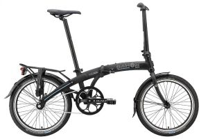 Dahon Mu Uno Folding Bike -  Black