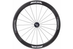 Miche Supertype Pista 50 Front Track Wheel - Carbon