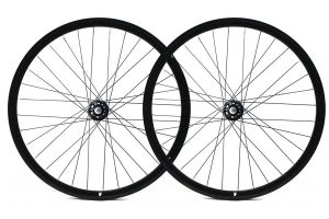 Dp18 Fixie Wheelset - Black