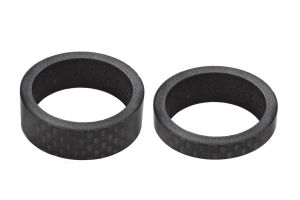 Carbon Headset Spacer - Black