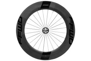 Fast Forward F9T Front Track Wheel - Carbon