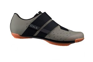 Fizik Terra Powerstrap X4 Shoes - Mud/Caramel
