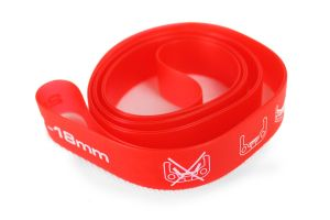 "Zéfal PVC 26"" Rim Tape Red"