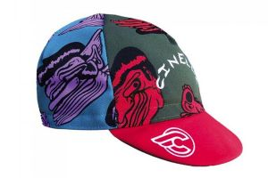 Cinelli Stevie Gee Melt Faces Cap