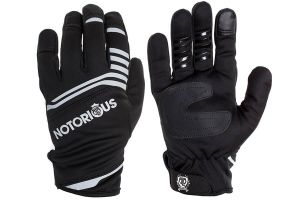 BLB Shield Cycling Gloves - Notorious