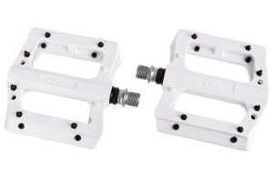 HT PA12A Pedals - White