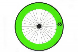 Notorious 90 Front Wheel - Green