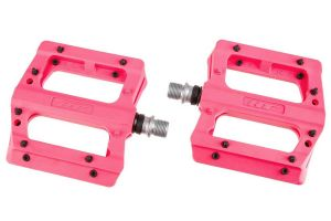 HT PA12A Pedals - Neon Pink