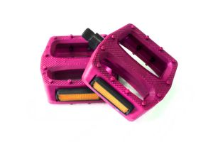 Polo & Bike Pedals - Pink