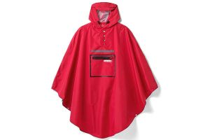 The Peoples Poncho 3.0 - Red