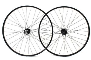 H+Son TB 14 Fixie Wheelset - Black