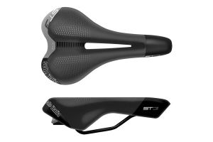Selle Italia ST3 SuperFlow S3 Black Saddle