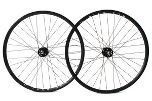 H+Son Archetype Fixie Wheelset Black
