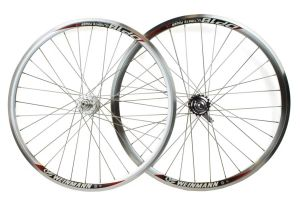 Coaster Brake Dp18 Wheelset - Silver
