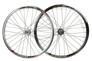 Dp18 Fixie Wheelset - Silver