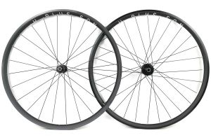 H+Son Archetype Wheelset with Ridea HR1 Road Hubs