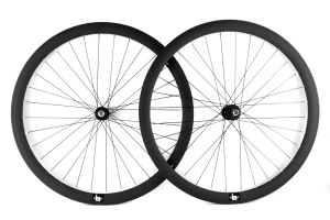 FK Fixie Wheelset - Matte Black