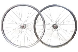 Santafixie 30mm Wheelset - Silver