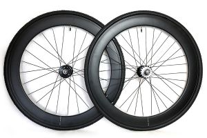 Santafixie 60mm Wheelset + Tyres - Black