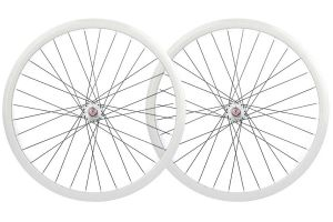 Santafixie 30mm Wheelset - White