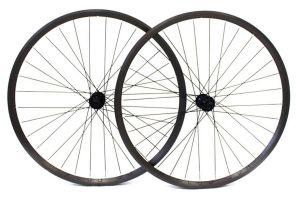 H+Son Archetype Fixie Wheelset - Grey