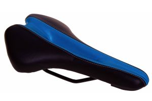 FK E2013 Saddle - Black/Blue