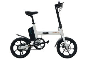 Spinta Urbano16 Electric Folding Bicycle