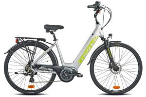 Torpado Ether T270 7S e-Bike - White