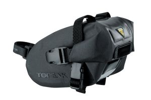 Topeak Wedge Drybag M 1L Saddle Bag - Black